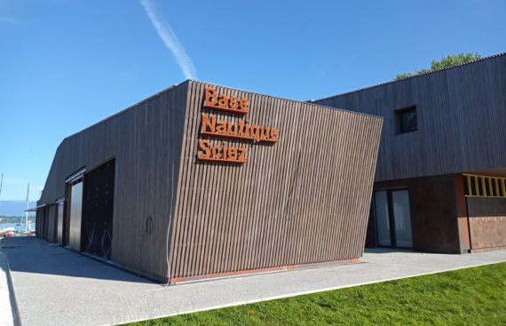 Base Nautique Sciez - LAC architecture (1)